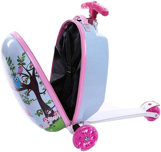 Amazon.com: JBAG-one - Maleta para patinete para niños ...