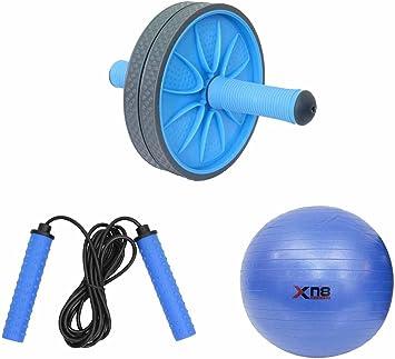 Pelota de gimnasia ABS rueda cuerda de saltar – ABS rueda doble ...