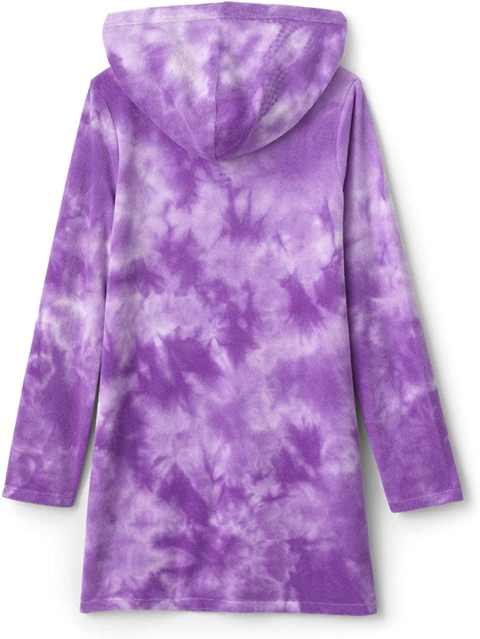 Lands End Girls Terry Pullover Cover-up