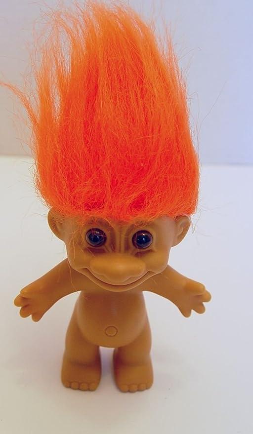 Vintage troll dolls