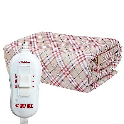 Manta eléctrica con calefacción Queen, ajuste de temperatura ...