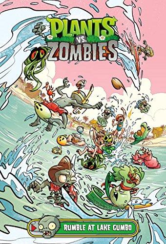 plants vs zombies volume 10 rumble at lake gumbo 感想 paul 読書