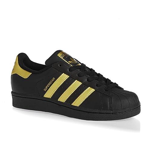 new styles c14d1 ef1ed adidas Superstar J, Zapatillas de Deporte Unisex Niños  Amazon.es  Zapatos  y complementos