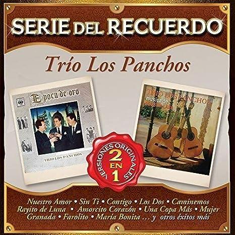 Serie Del Recuerdo by Trio Los Panchos : Trio Los Panchos: Amazon ...