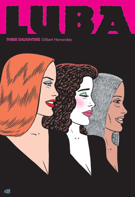 Luba: Three Daughters (The Luba Trilogy)