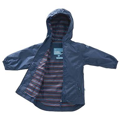 PuddlePac abrigo impermeable para mujer de neopreno para niños plegable - Puddles sucias (18-