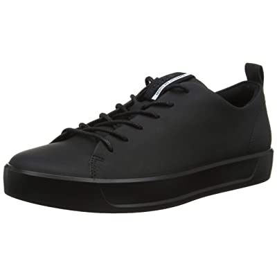 ECCO Men's Soft 8 Tie Fashion Sneaker | Fashion Sneakers