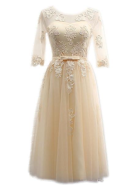 Ihouse Juniors Prom Homecoming Dresses For Semi Formal Tea Length
