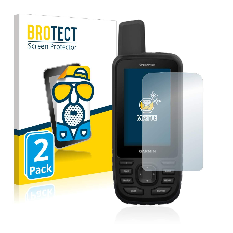 Anti-Reflet BROTECT Protection Ecran Mat pour Garmin GPSMAP 66st 2 Pi/èces