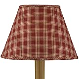 Park Designs Sturbridge Wine 12″ Lamp Shade