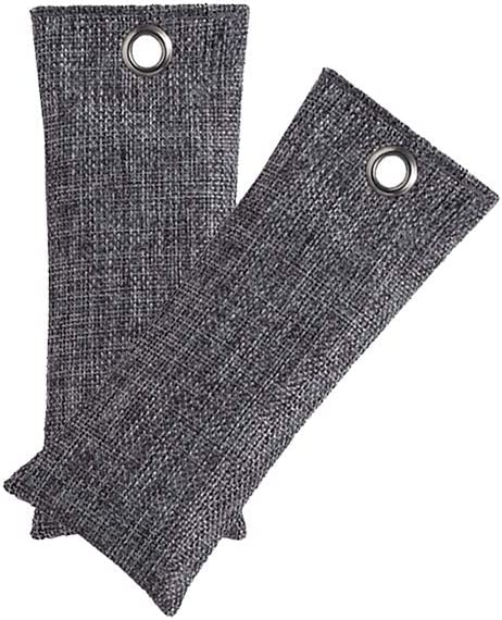 Nexmon 8 Paquetes de Bolsa purificadora de Aire de carbón de bambú ...