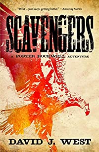 Scavengers by David J. West ebook deal