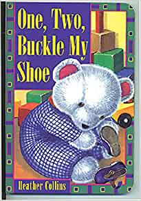 One two buckle my shoe book