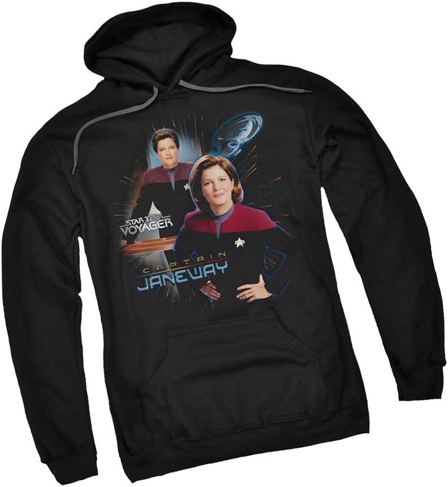 Star Trek ENTERPRISE TV Series CREW Licensed Sweatshirt Hoodie