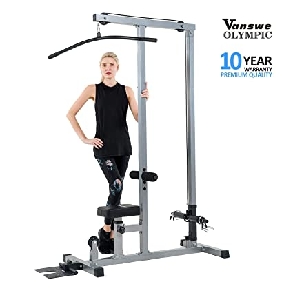 Cable Machines Attachment Fitness Home Gym Crossfit Pulley Workout Equipment rop
