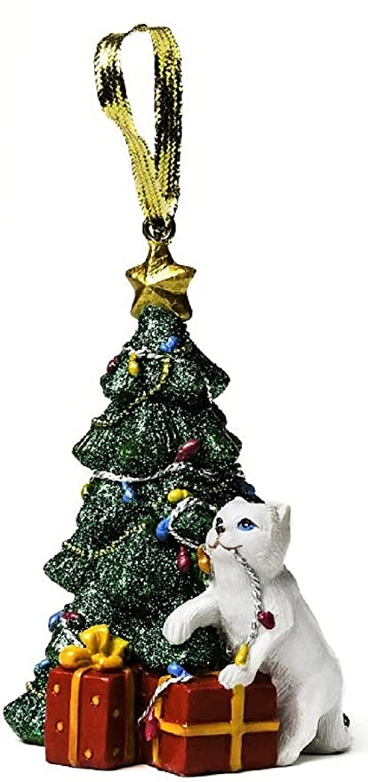 griswoldcousin eddie ar exclusive fried pussycat christmas ornament