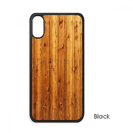 Amazon Com Orange Wood Floor Wallpaper Texture For Iphone X Cases