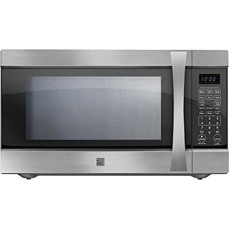 Amazon.com: Kenmore Elite 2.2 Ft. Countertop Microondas W ...