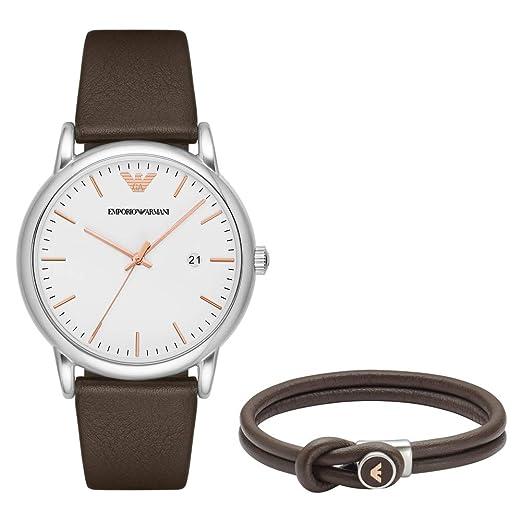 6dd6f9a74015 Emporio Armani AR80006 Reloj de Hombres  Amazon.es  Relojes
