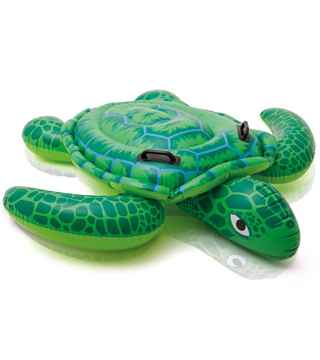 """Intex Sea Turtle Shade Inflatable Baby Pool, 40"""" X 42"""", for Ages 1-3"""