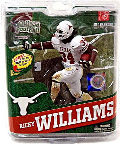 - McFarlane Toys NCAA COLLEGE Football Sports Picks Series 4 Action Figure Rick...