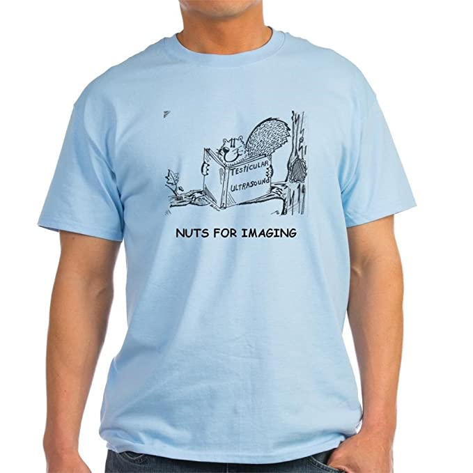 cd2d8f80 Amazon.com: CafePress Xray Tech Ultrasound tech Cotton T-Shirt: Clothing