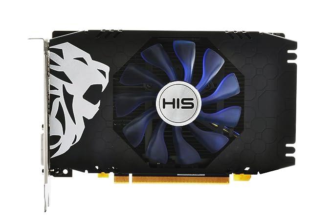 HIS HS-460R2SCNR Radeon RX 460 2GB GDDR5 - Tarjeta gráfica ...