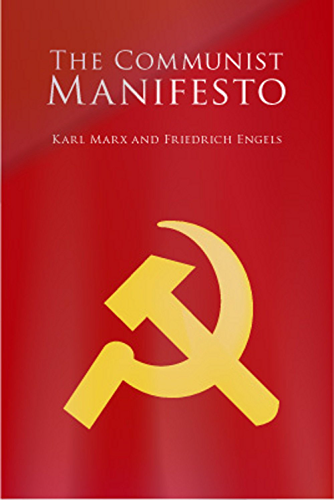 THE COMMUNIST MANIFESTO (non illustrated)