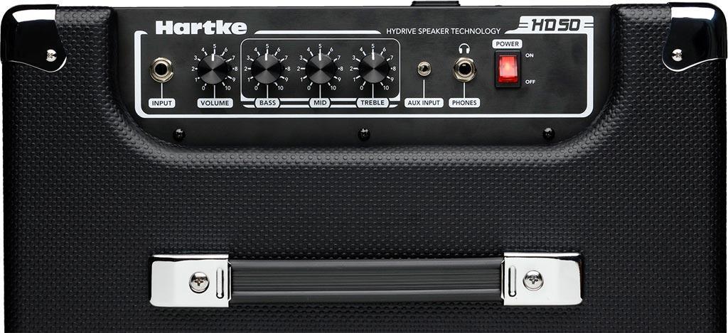 hartke hd50 bass combo hartke musical instruments. Black Bedroom Furniture Sets. Home Design Ideas