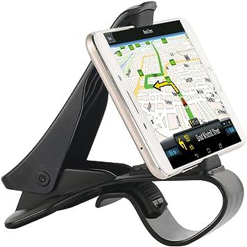 SUPERPOW Soporte para Teléfono/Móvil/Smartphone de Coche ...