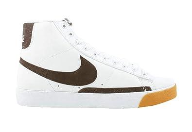 buy online c6ac1 f9032 Nike Blazer Mid 73 Hi Top Trainers Original 2004 White Baroque Brown  Classic Retro Original Vintage
