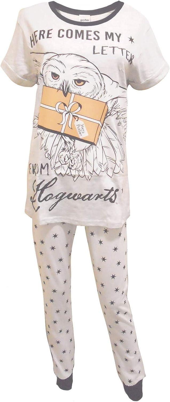 Lora Dora - Pijama para Mujer, diseño de Harry Potter: Amazon.es ...