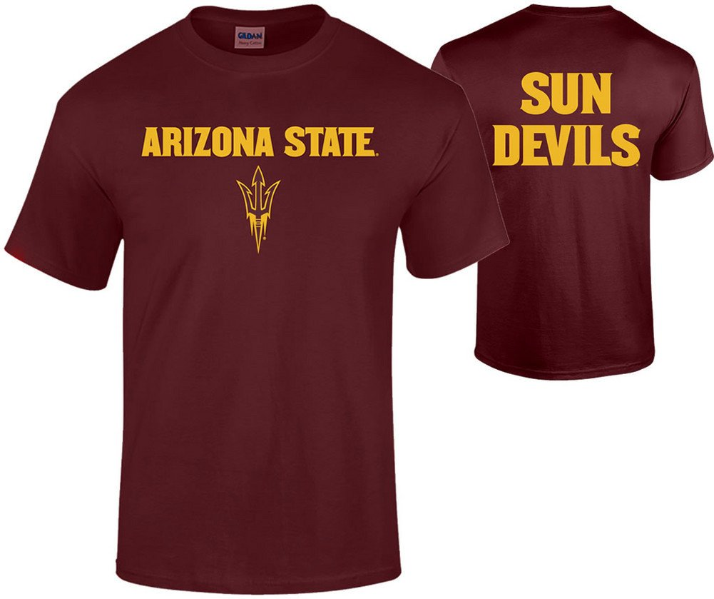 Elite Fan Shop Herren Team Color Football T-Shirt NCAA Team Color Football T-Shirt