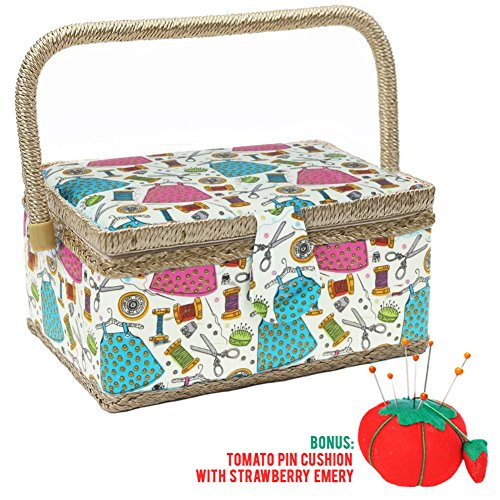 Organizer Complete Accessories Removable Pincushion product image