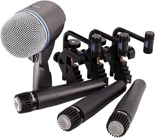 Shure: DMK 57-52 4-Piece Drum Microphone Kit