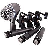 Shure DMK57-52 4-Piece Drum Microphone Kit