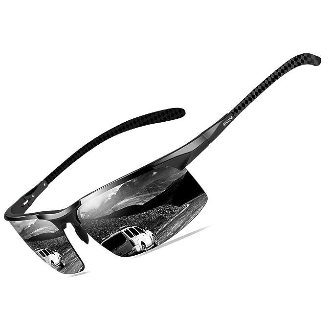 Amazon.com: Bircen - Gafas de sol polarizadas para hombre ...