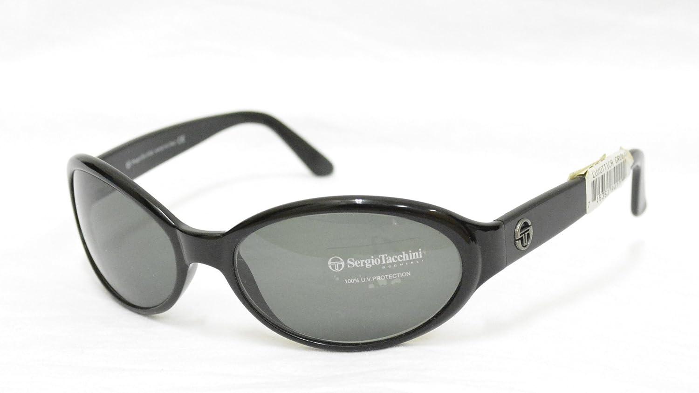 3e5f056855df Sergio Tacchini St Sunglasses 1558S t1601s Black Lens 100% UV Block  Sunglasses: Amazon.co.uk: Sports & Outdoors