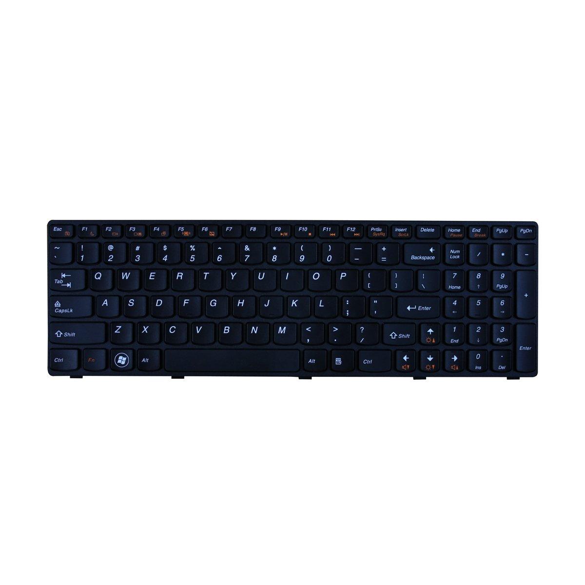 Amazoncom Keyboard for Lenovo IdeaPad Z570 Z575