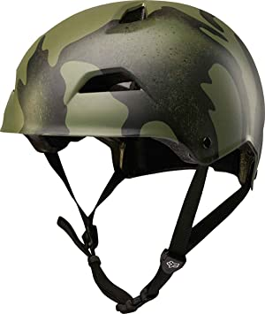 Fox Flight Casco, Camo, tamaño M