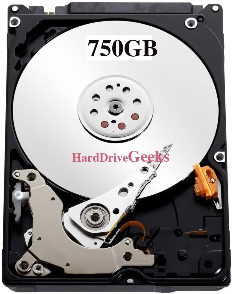"750GB 2.5"" Laptop Hard Drive for Toshiba Satellite P750-ST6N02 P750D-BT4N22 P755-3DV20 P755-S5120"