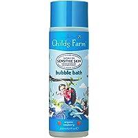Childs Farm Organic Raspberry Bubble Bath, 250 ml