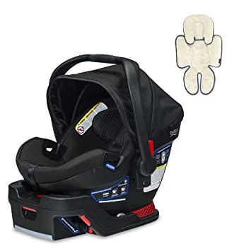 Britax B Safe 35 Elite Infant Car Seat Support Pillow Midnight