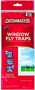 Catchmaster, Clear Window Fly Trap