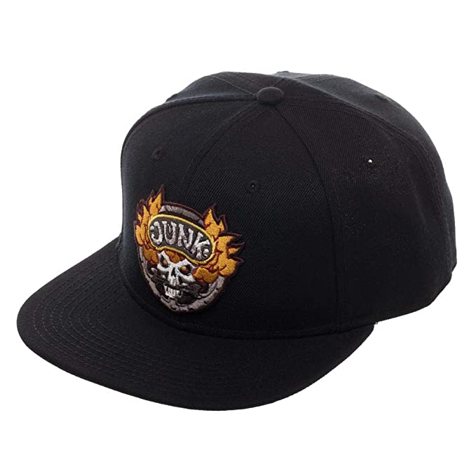 Image Unavailable. Image not available for. Color  Overwatch Junkrat Snapback  Hat 9d0bec788af0