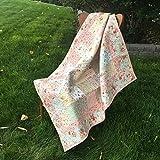 Baby Quilt Durham Handmade Patchwork