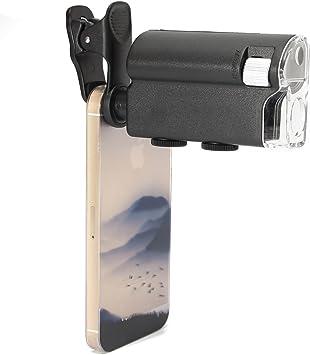 C & C Productos Universal 60 X -100 X Zoom óptico Lente ...