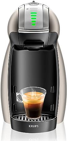 Krups Nescafe Dolce Gusto Genio 2 Kp160T Cafetera De Capsulas, 1 ...