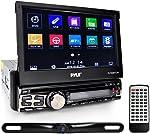Pyle PLT85BTCM CD/DVD Player Bluetooth Wireless Streaming Hands-Free Talking SB/MP3/AUX/AM/FM Radio
