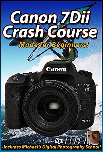 Canon 7dii mark 2 Crash Course Training Tutorial DVD | Made for Beginners! (Canon Camera D70)